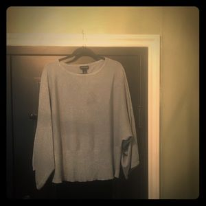 Lane Bryant butterfly sleeve sweater 22/24